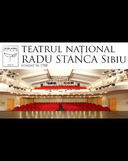 Jocuri de scenă un spectacol de Mariana Mihu-Plier și Serenela Mureșan