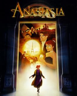 ANASTASIA (1997) KINOdiseea la Opera Comică pentru Copii