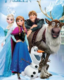 FROZEN/ Regatul de gheață KINOdiseea la Opera Comică pentru Copii