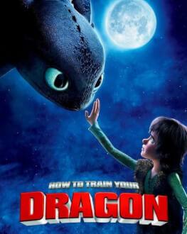 HOW TO TRAIN YOUR DRAGON (2010) KINOdiseea la Opera Comică pentru Copii