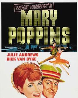 MARY POPPINS (1964) KINOdiseea la Opera Comică pentru Copii