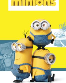 MINIONII (2015) KINOdiseea la Opera Comică pentru Copii