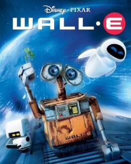WALL-E (2008) KINOdiseea la Opera Comică pentru Copii
