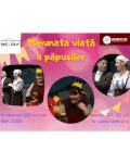 Minunata viata a papusilor - teatru pentru copii