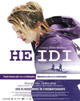 Heidi Noaptea Alba a Filmului Romanesc 2020