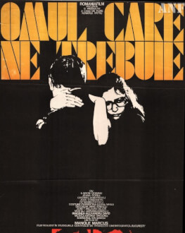 OMUL CARE NE TREBUIE / The MAN WE NEED Cinemateca Online