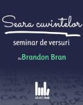 Seara cuvintelor cu Brandon Bran - Ecou