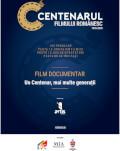 Documentar Centenarul Filmului Românesc (2019) Serile Filmului Românesc 2020, ediția a XI-a