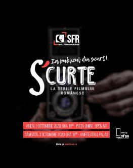 Seară de scurtmetraje românești II - S'curte la SFR Serile Filmului Românesc 2020, ediția a XI-a