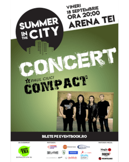 Summer in the city – concert Compact
