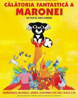 Marona's Fantastic Tale Precedat de scurtmetrajul Opinci