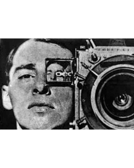 Cine-concert: Man with a Movie Camera Acompaniament live Abator Industries