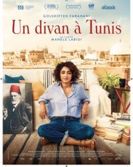 UN DIVAN À TUNIS/ LA PSIHOLOG ÎN TUNIS ÎN EXCLUSIVITATE LA CINEMA ELVIRE POPESCO