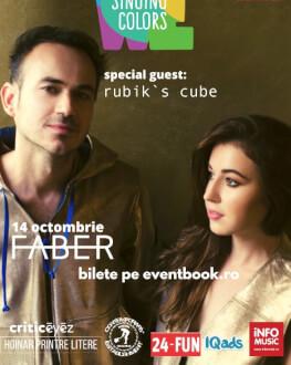 We Singing Colors, live la Faber Timișoara