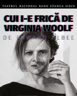 Cui i-e frică de Virginia Woolf? de Edward Albee