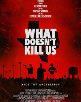 WHAT DOESN'T KILL US (SUA, 2019) DRACULA FILM FESTIVAL