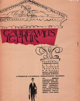 GAUDEAMUS IGITUR Cinemateca Online