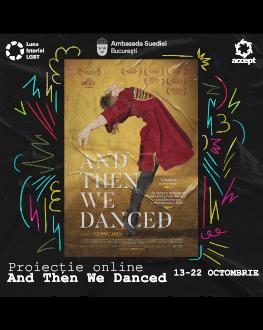 And then we danced (2019) Luna Istoriei LGBTI