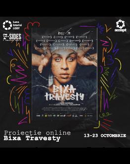 Bixa (2018) Luna Istoriei LGBTI