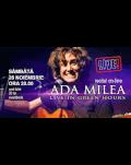Ada Milea live în Green Hours