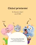 Clubul Prieteniei Aventurile Tzitzi-Poc