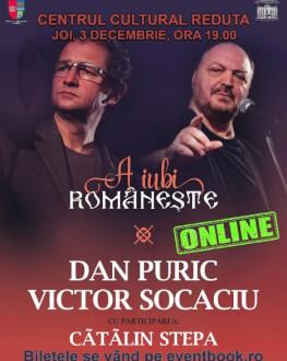 Concert folk - A iubi românește