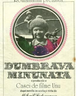 DUMBRAVA MINUNATĂ / THE ENCHANTED GROVE Cinemateca Online