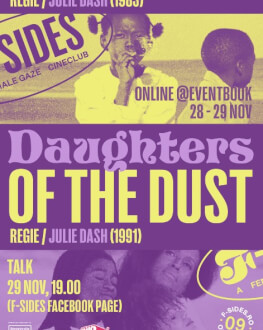 Daughters of the Dust (1991) F-SIDES