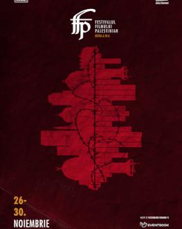Abonament FESTIVALUL FILMULUI PALESTINIAN 2020 FESTIVALUL FILMULUI PALESTINIAN 2020