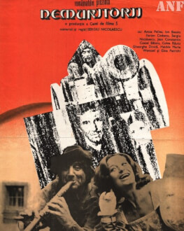 NEMURITORII / THE IMMORTALS Cinemateca Online