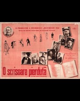 O SCRISOARE PIERDUTĂ / THE LOST LETTER Cinemateca Online