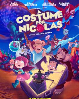 A COSTUME FOR NICOLAS / UN COSTUM PENTRU NICOLAS Animest Family Goodies