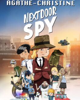 NEXT DOOR SPY / SPIOANA DIN VECINI Animest Family Goodies