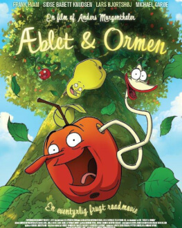 THE APPLE AND THE WORM / MĂRUL ŞI VIERMELE Animest Family Goodies