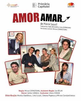 Amor Amar De Pierre Sauvil