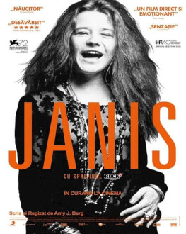 Janis: Little Girl Blue / Janis ARTA-Acasă: Art in Cinema