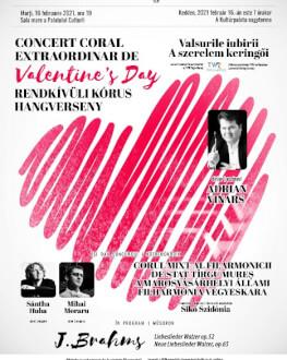 Concert coral extraordinar de Valentine's Day