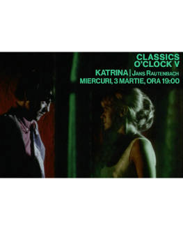 Classics O'Clock V - KATRINA Film O'Clock International Festival