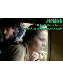 Classics O'Clock II - THE OAK Film O'Clock International Festival