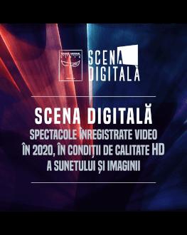 O zi de vară - transmisie live@Scena Digitală de Sławomir Mrożek