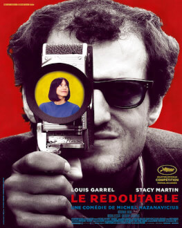 Le Redoutable / Godard Mon Amour / Redutabil ARTA-Acasă: Art in Cinema