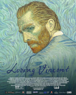 LOVING VINCENT / CU DRAG, VAN GOGH ARTA-Acasă: Art in Cinema