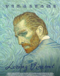 LOVING VINCENT / CU DRAG, VAN GOGH ARTA-Acasă: Art in Cinema