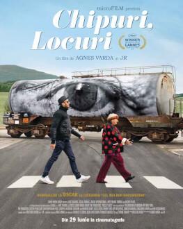 Visages villages / Faces Places / Chipuri, locuri ARTA-Acasă: Art in Cinema