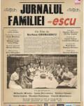 JURNALUL FAMILIEI -ESCU Cinema Muzeul Țăranului Online