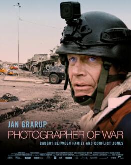 PHOTOGRAPHER OF WAR / FOTOGRAF DE RĂZBOI ELVIRE CHEZ VOUS – CINEPOLITICA NIGHTS 2021