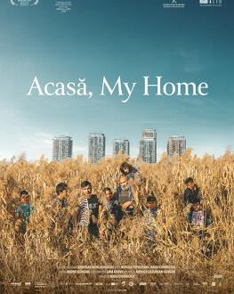 Acasa, My Home Romanian Film Days in Sweden / Rumänska filmdagar i Sverige