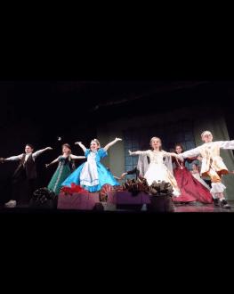 Alice în Țara Minunilor Teatrul de Copii pentru Copii