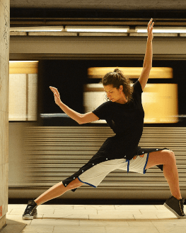 WORKSHOP: DANCE THERAPY – THE FEELING 27, 28, 29, 30 septembrie în intervalul 19:00-21:00 - WORKSHOP LINOTIP – Centru Independent Coregrafic