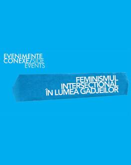 Feminismul intersecțional în lumea gadjeilor / Intersectional feminism in the world of gadjos One World Romania, ediția a 14-a